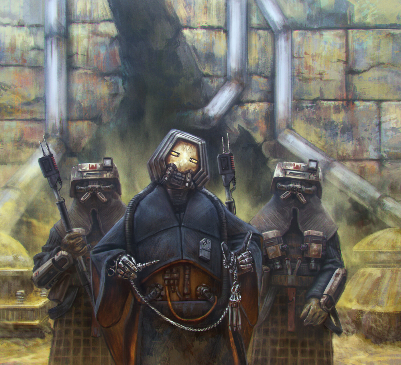 Quay Tolsite | Star Wars Destiny