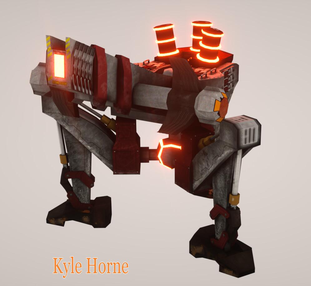 Octane - Kyle Horne