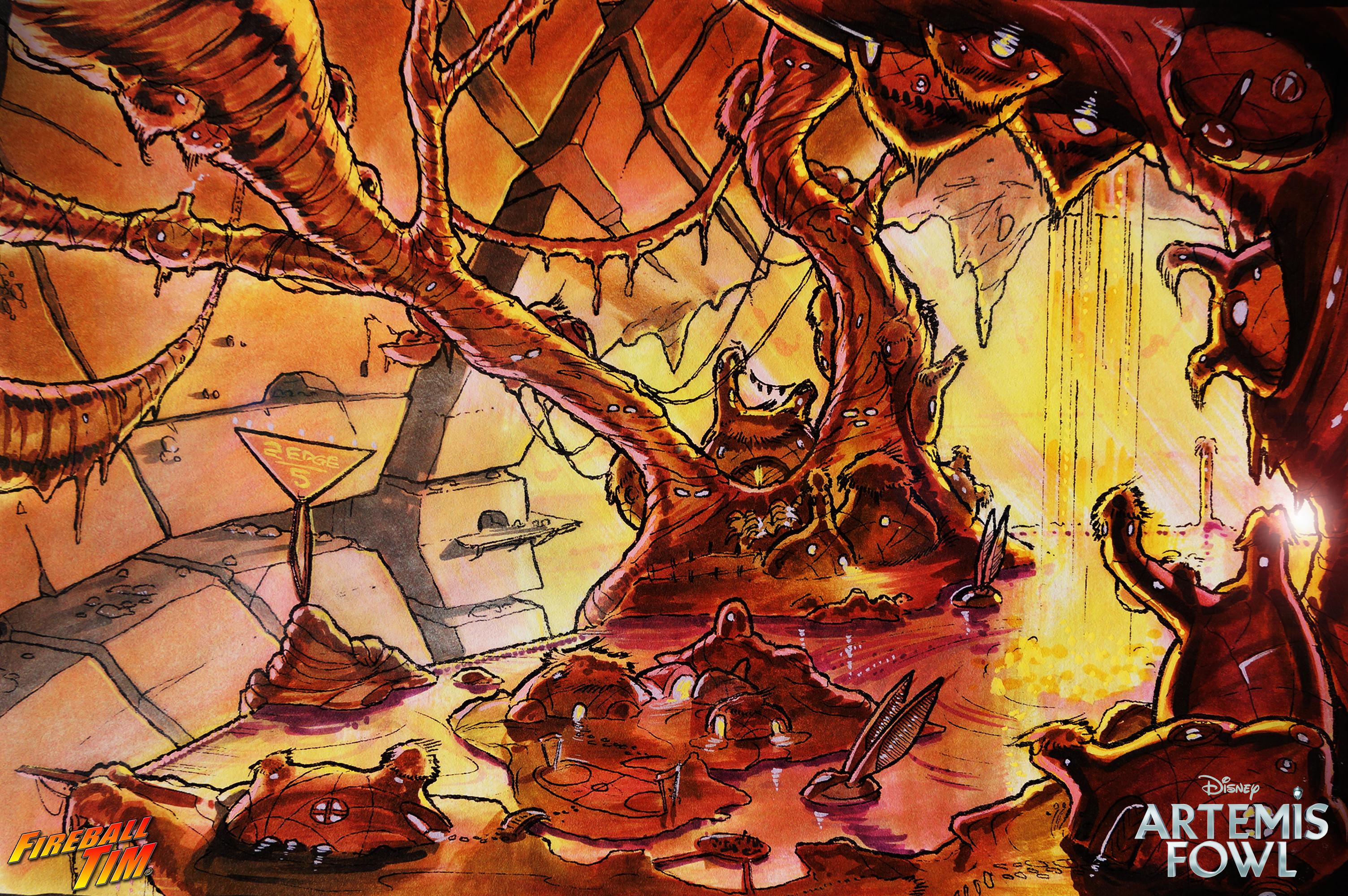 ARTEMIS FOWL http://www.fireballtim.com