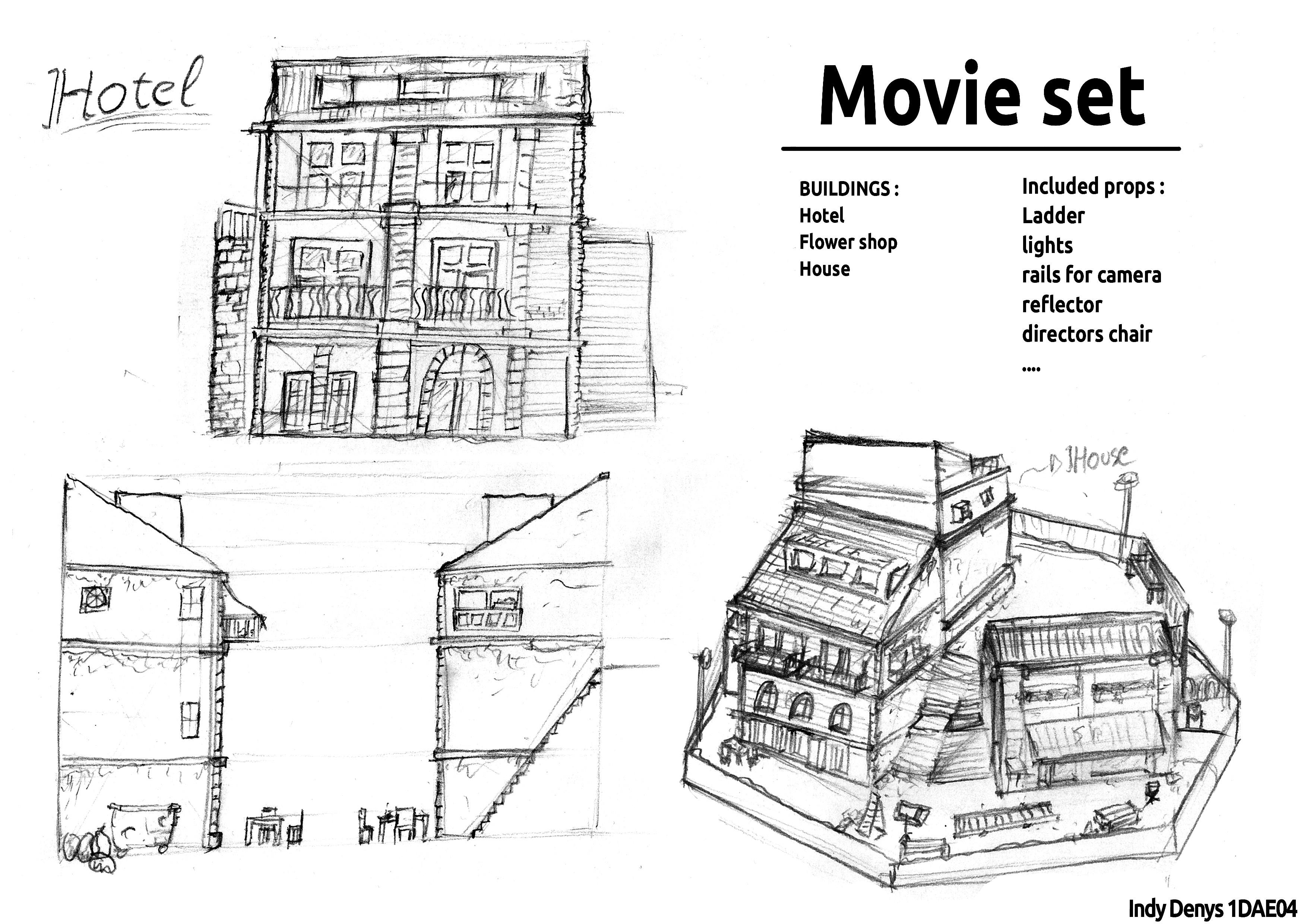Idea - Movieset