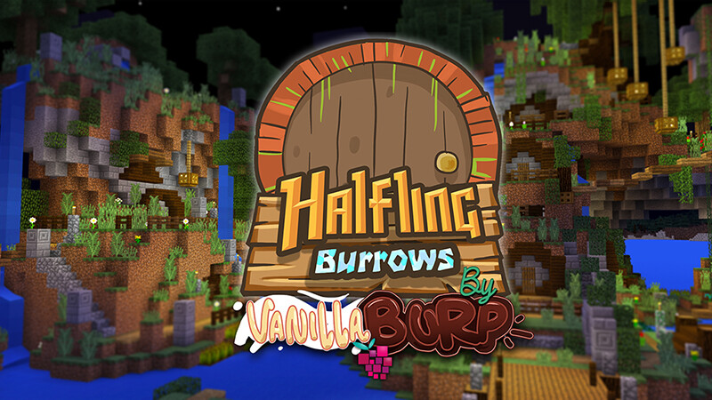 Halfling Burrows [Survival Spawn]