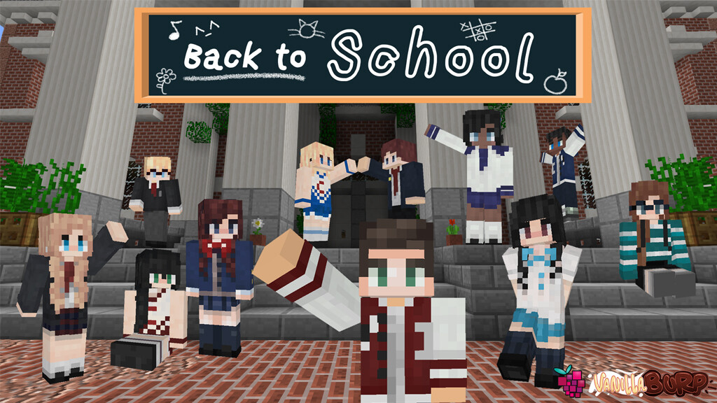 Back to School [Skin Pack]