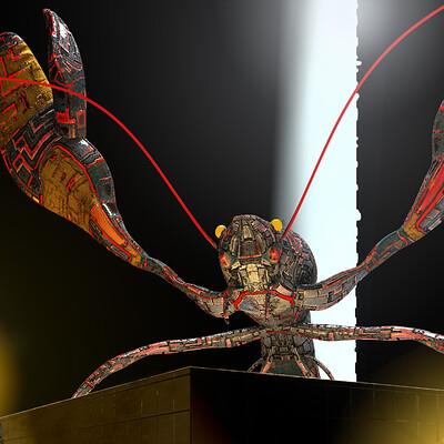 Karsten schneider lobster combined straight