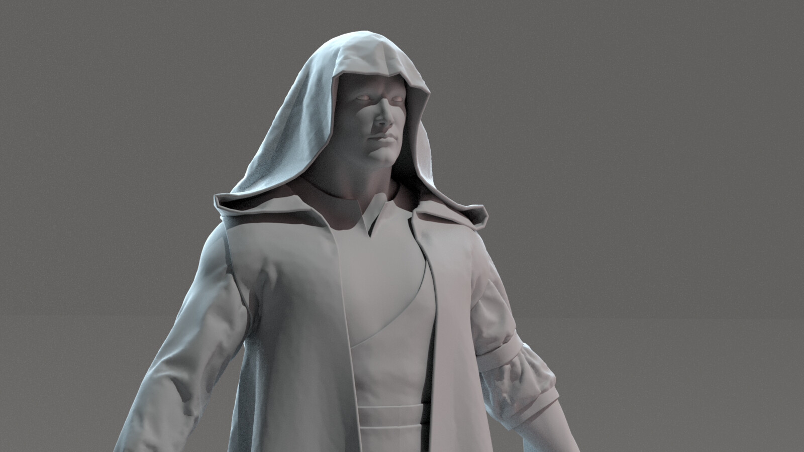 """Jedi Character """"RealTime"""" WIP*"""