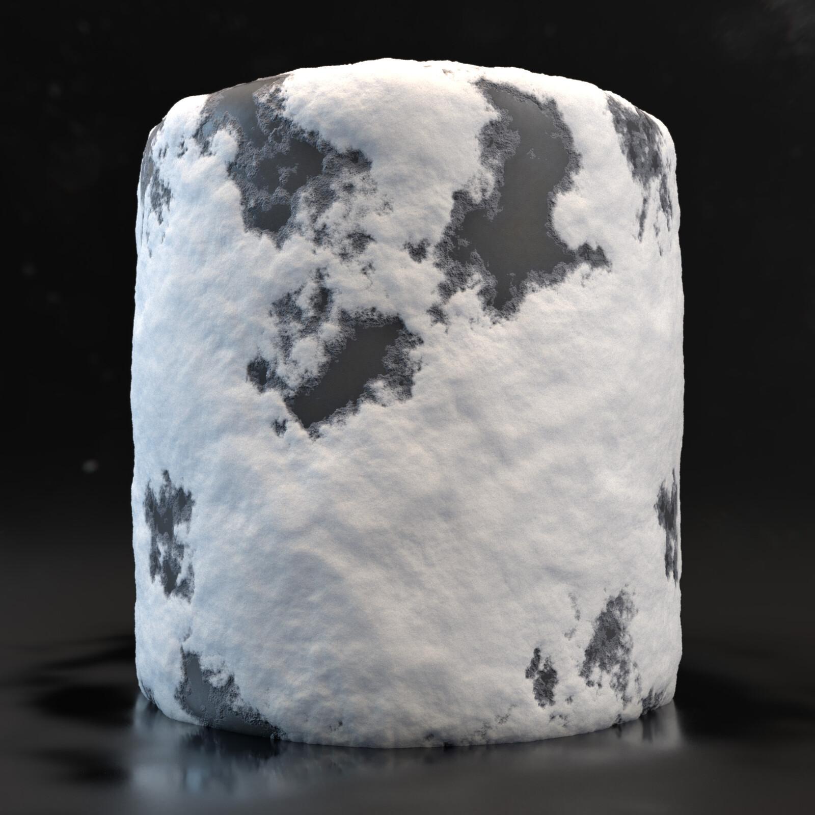 Snow Variation_03