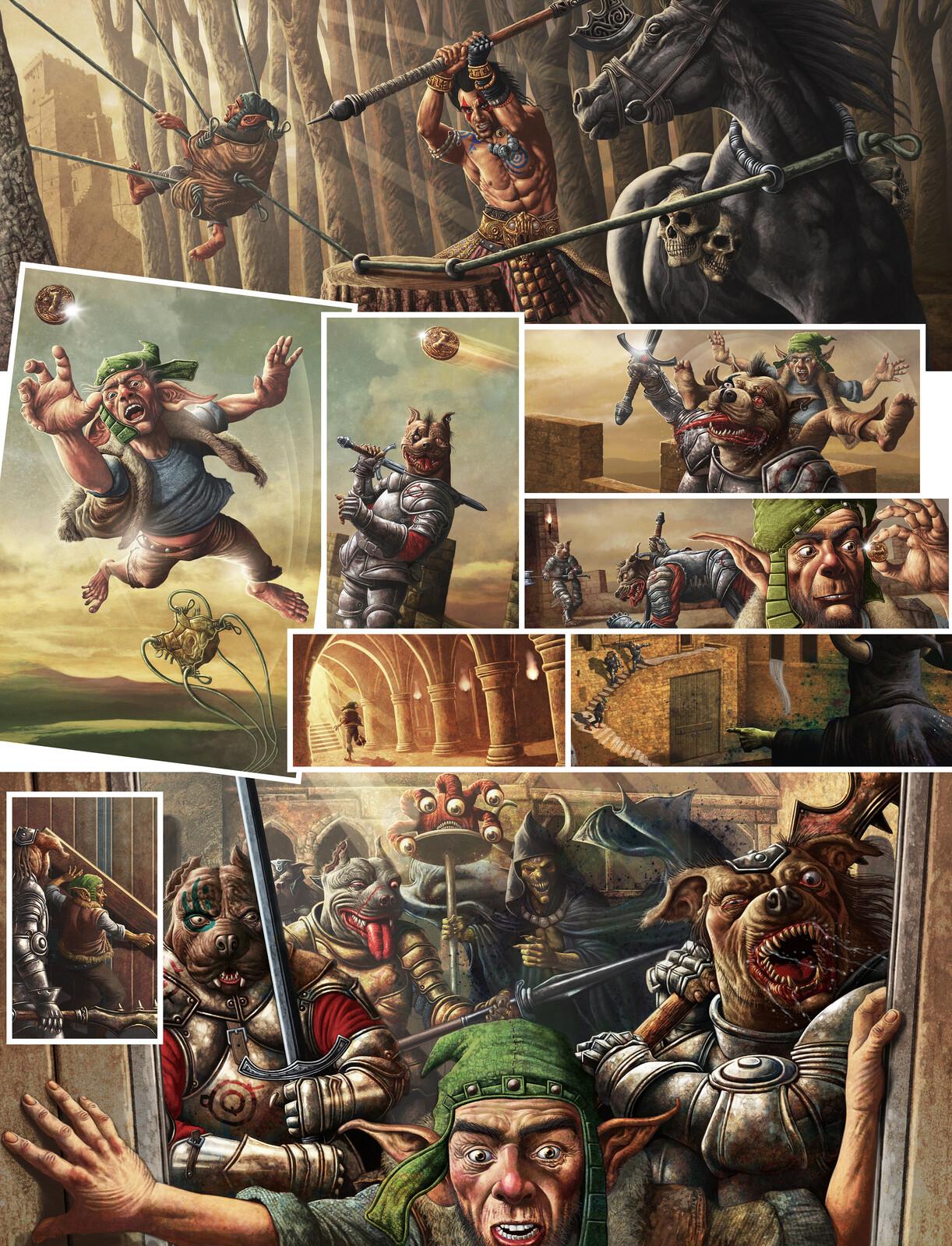 Slaine War Dogs 2