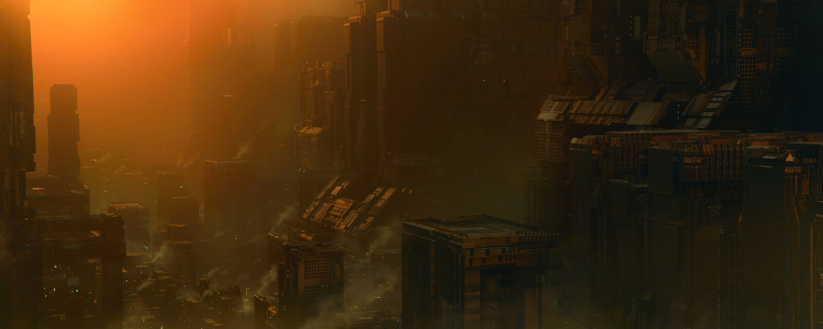 City of the Dying Sun