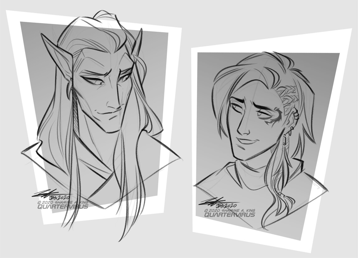 The Sweet Husbandos for Squishyfaun