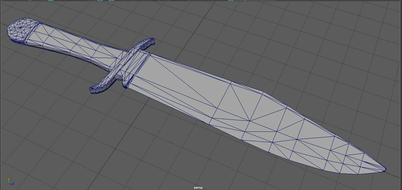 Wireframe LowPoly