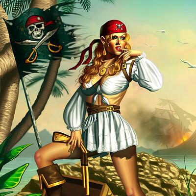 George patsouras pirategirl