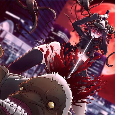 Charly animestation final 2 blood c