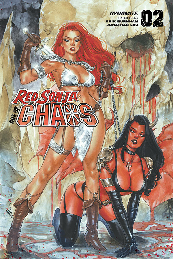 Red Sonja Age of Chaos 2