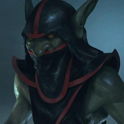 Sebastian diaconu goblin monk