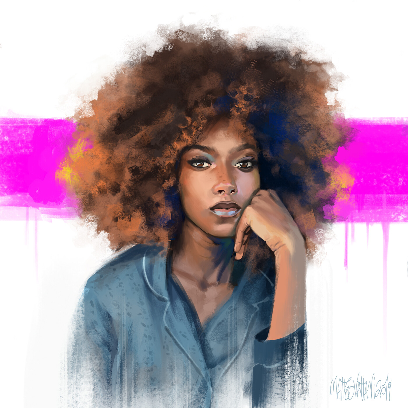 Aliya Wills portrait