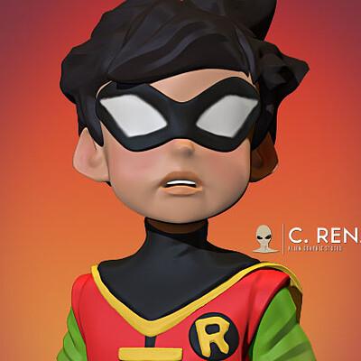 Robin (ZBrush Core 2020)