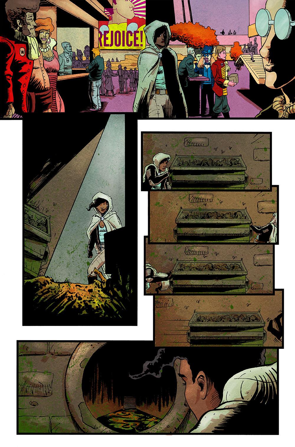 Vagrant Queen #6 pg 12