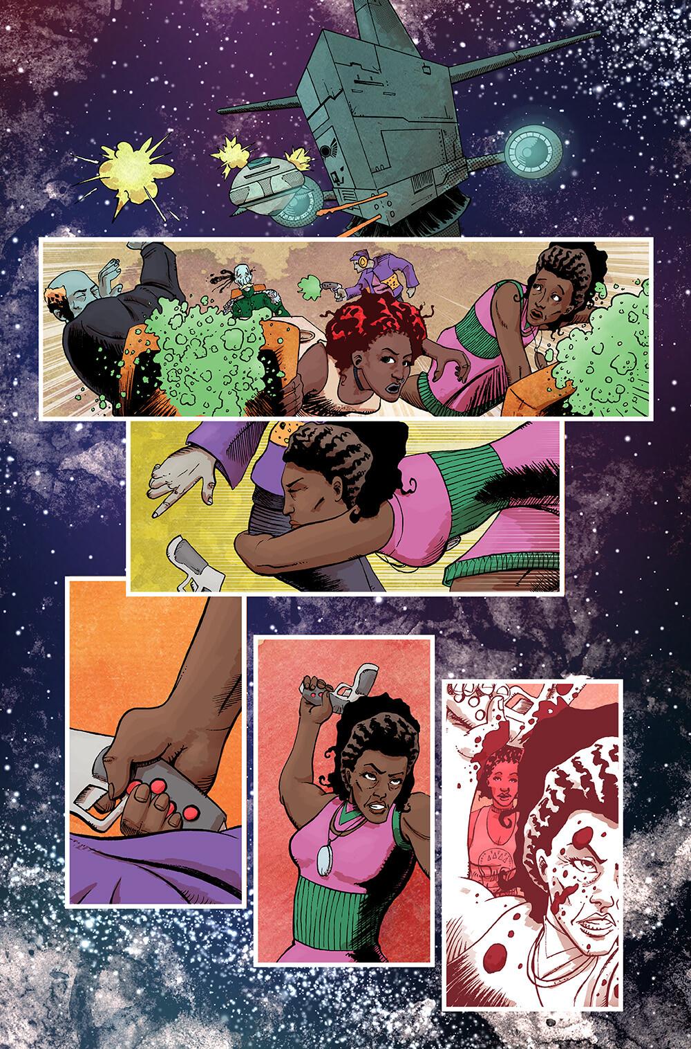 Vagrant Queen #4 pg 16