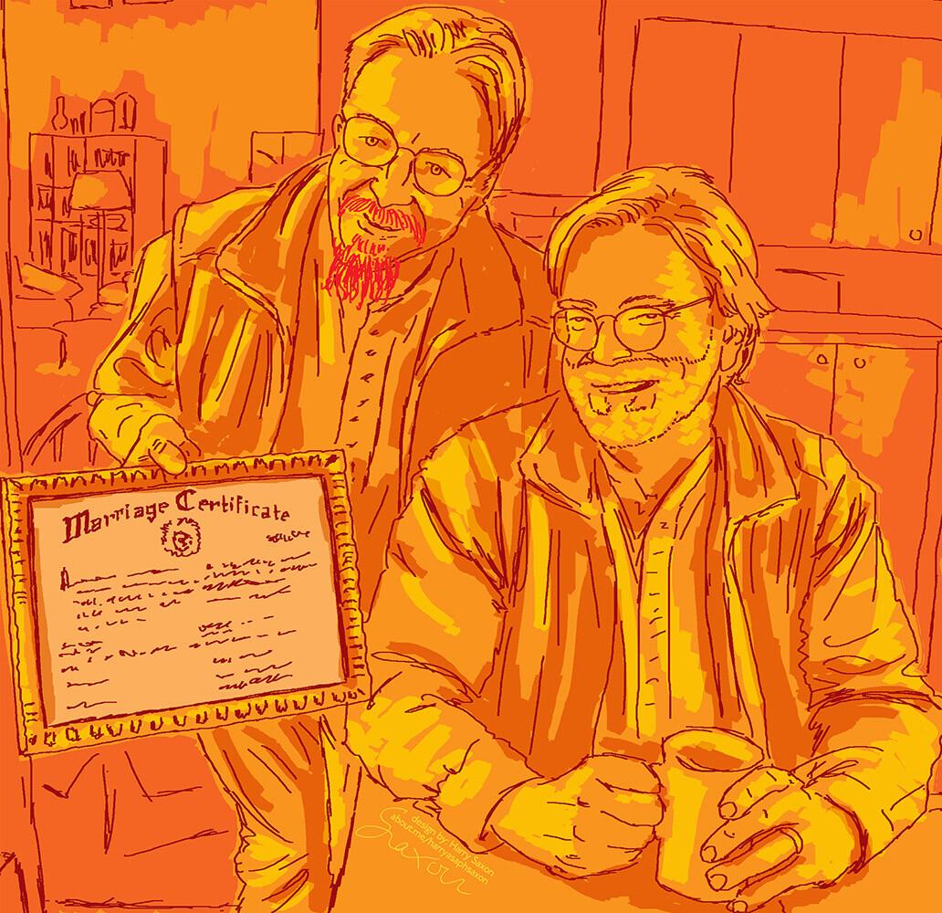 Rainbow Pilgrims  - Eugene & Jacob
