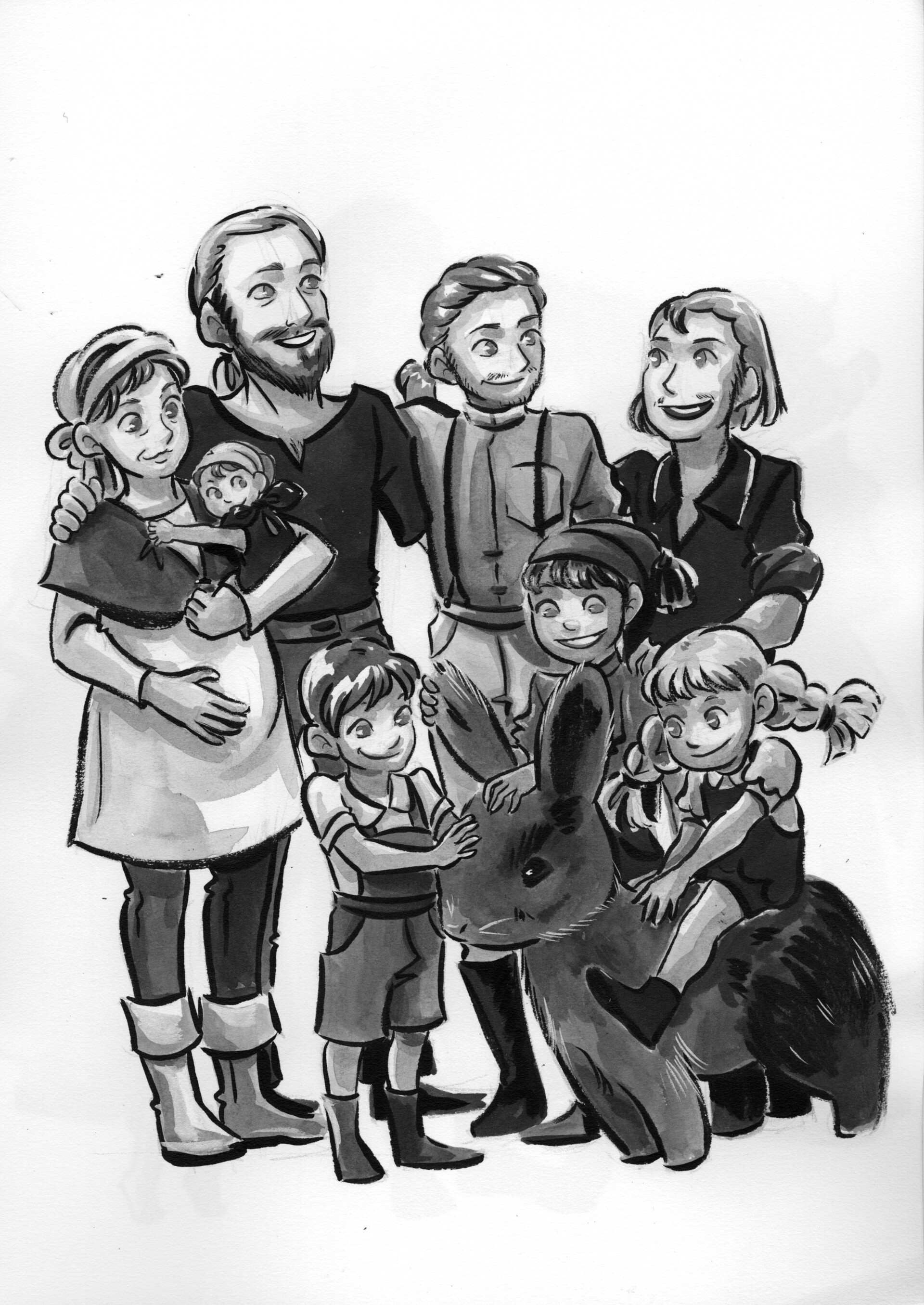 Day 19- Families- Traditionalist