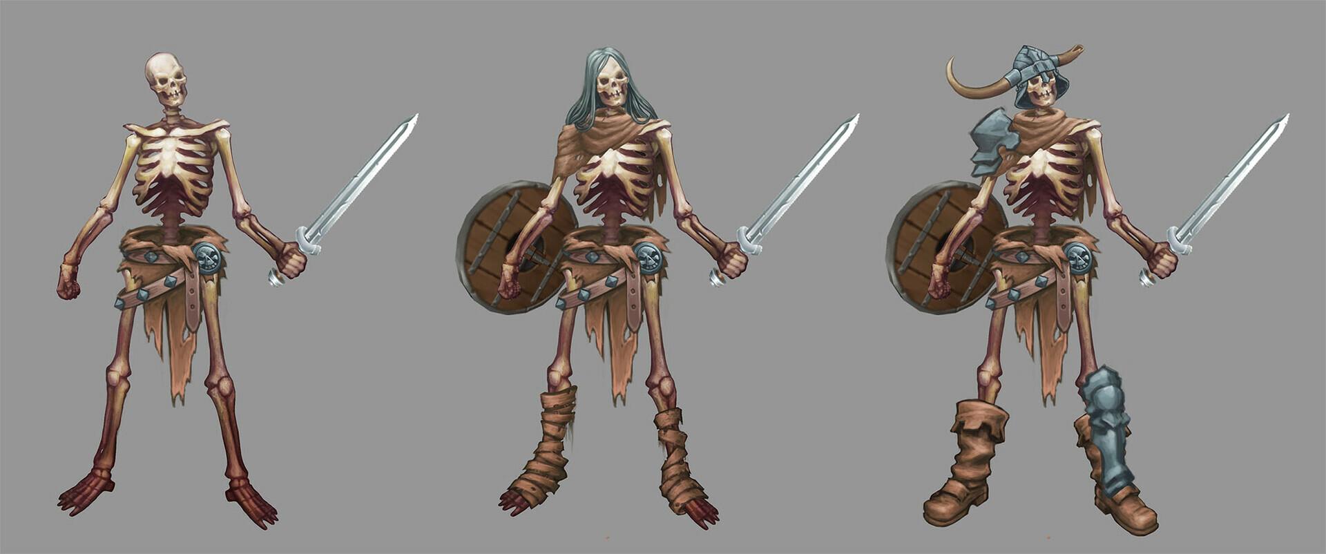 Viktor saghy viktor saghy skeleton concept