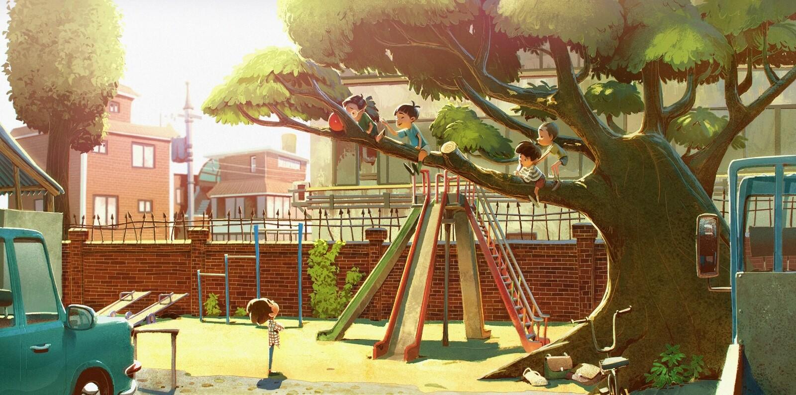 Concept by Seongmin Park