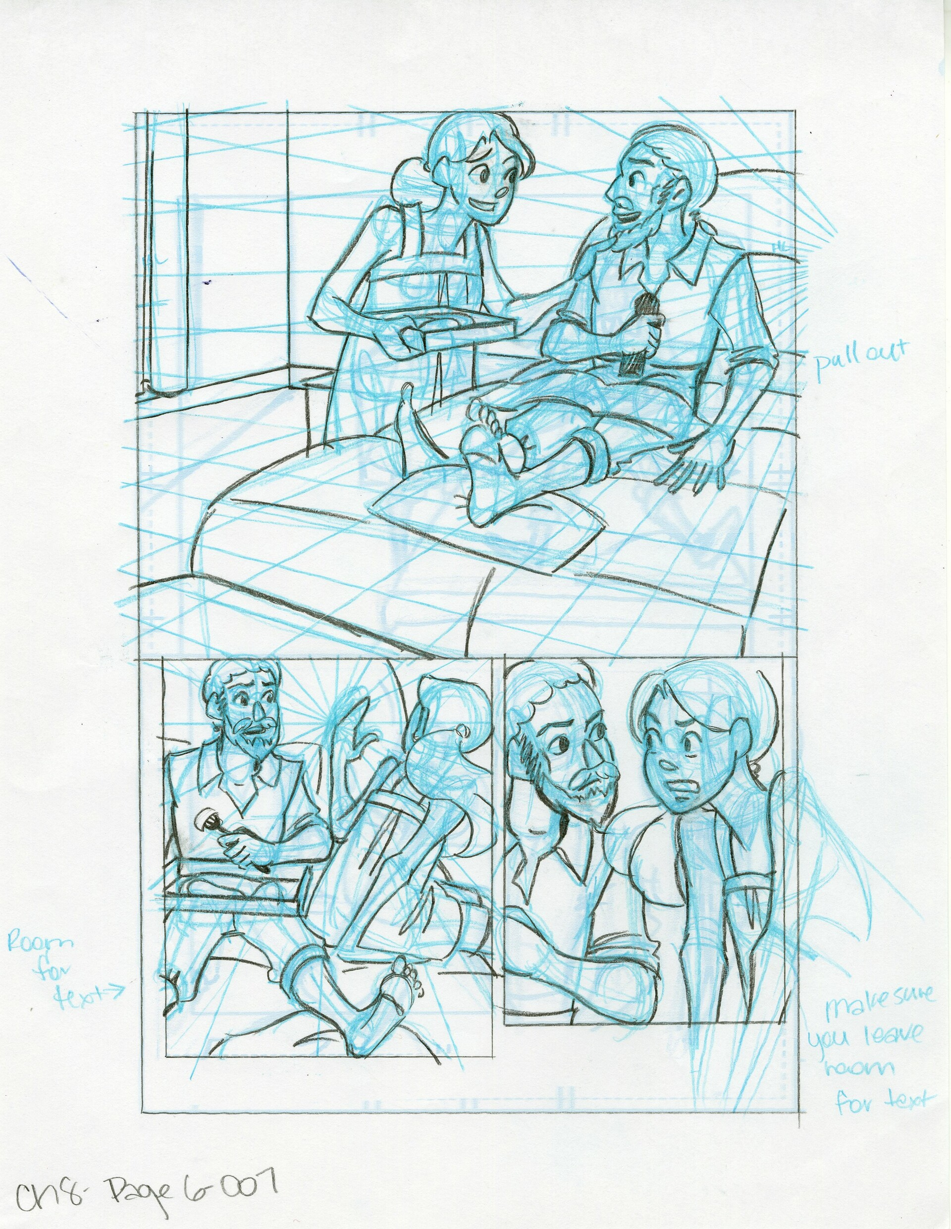 Roughs Page 7