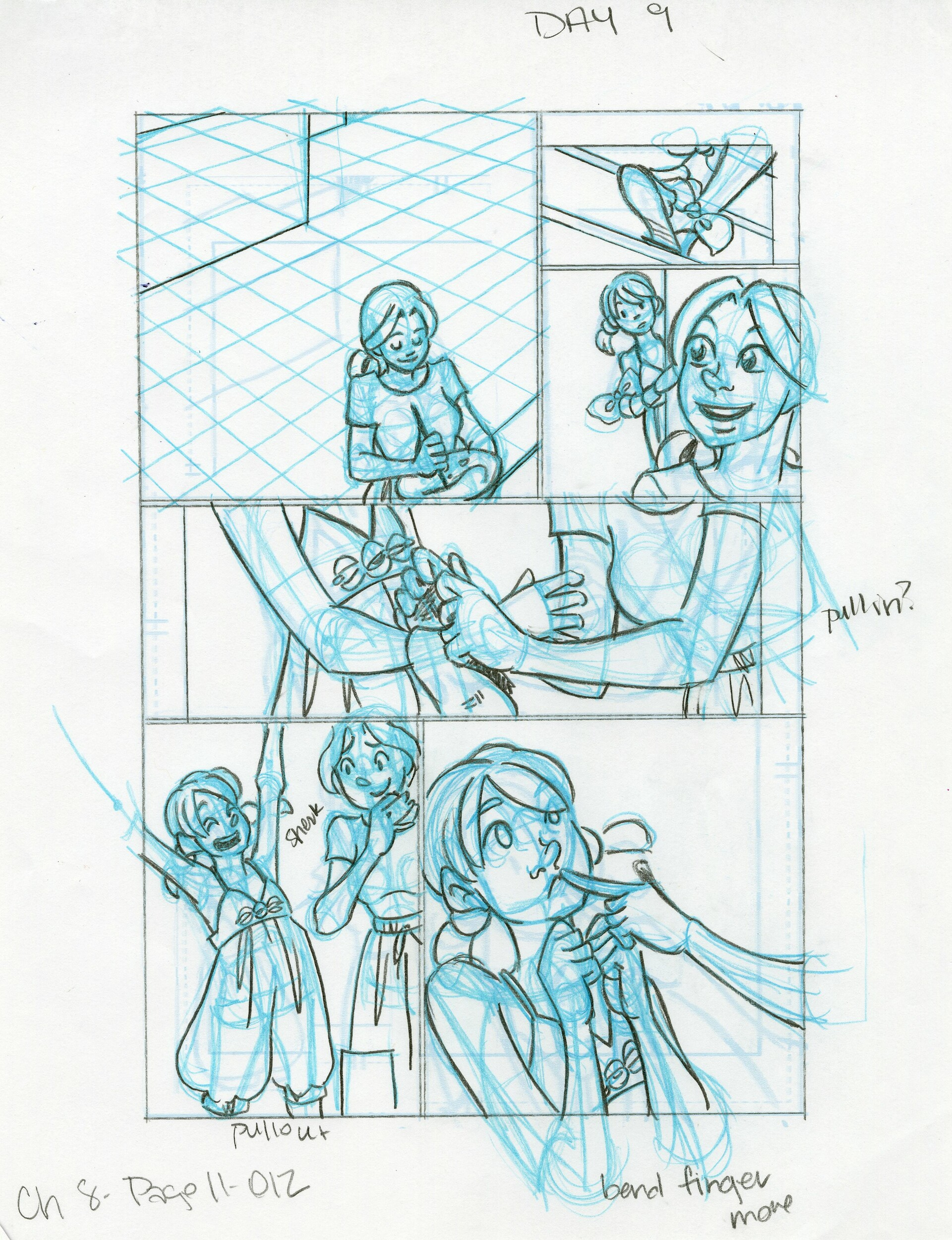 Roughs Page 12