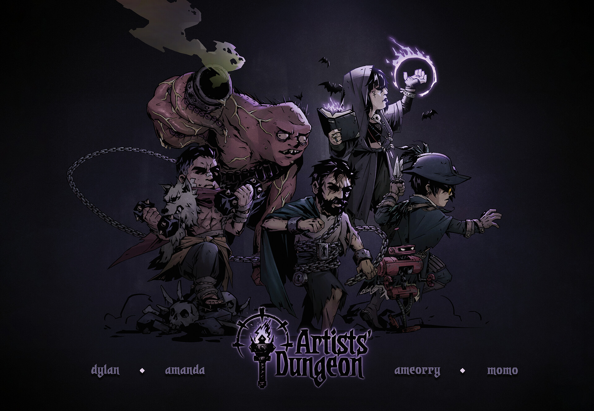 Ameorry luo darkest dungeon desktop cropped