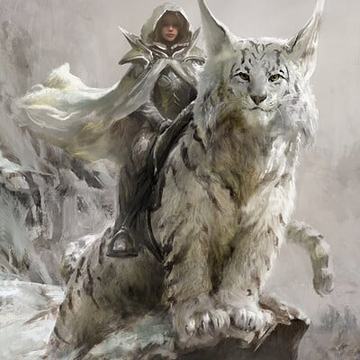 Antonio j manzanedo snow warrior manzanedo 3