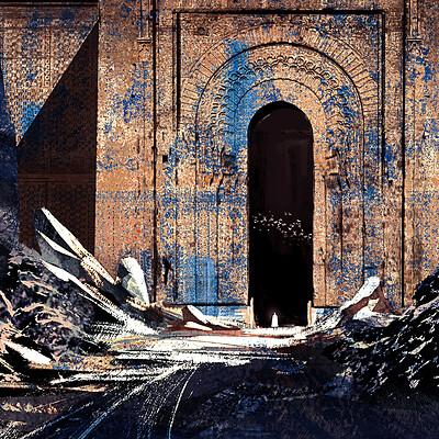 Taha yeasin day 108 gateway of the forgotten city