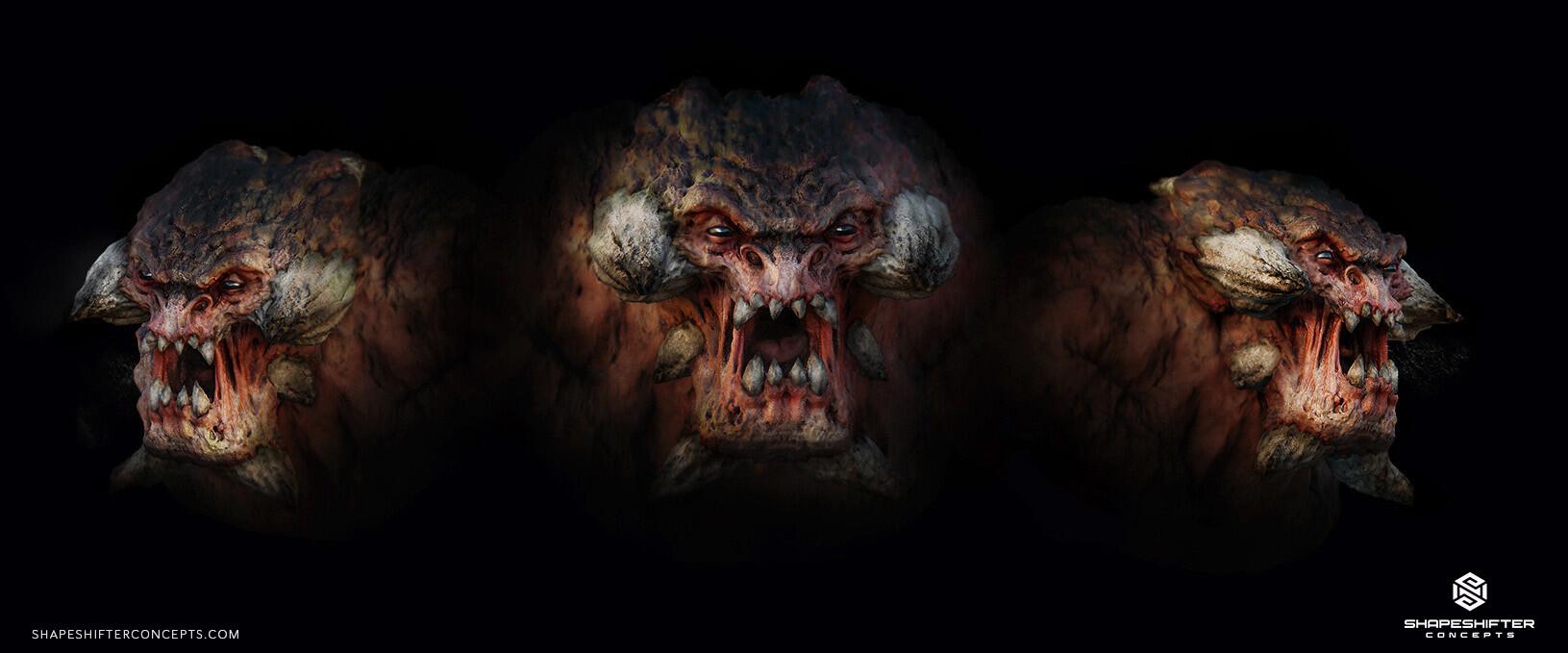 Shapeshifter concepts 200125 creature berserker 01
