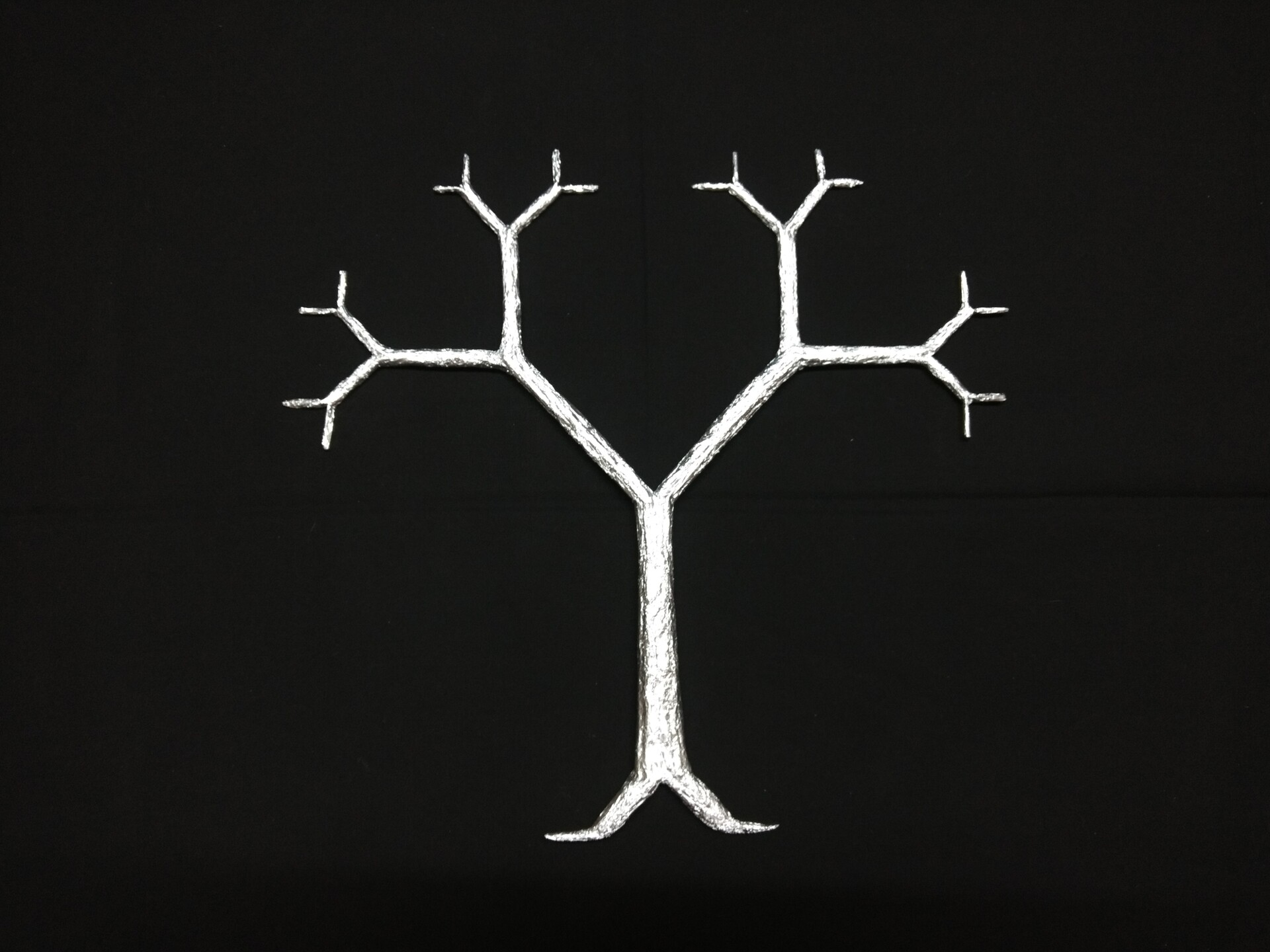Yashvir Singh Dalal Silver Tree