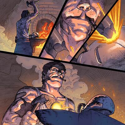 Maksim strelkov ironman sample pg1 by comicbookcoop