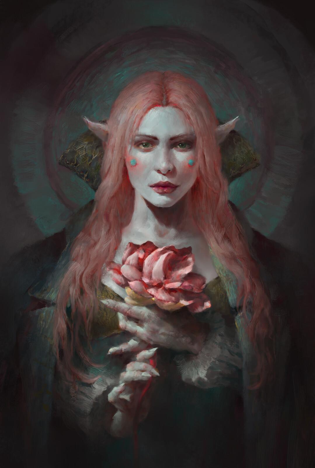 Blood Lotus