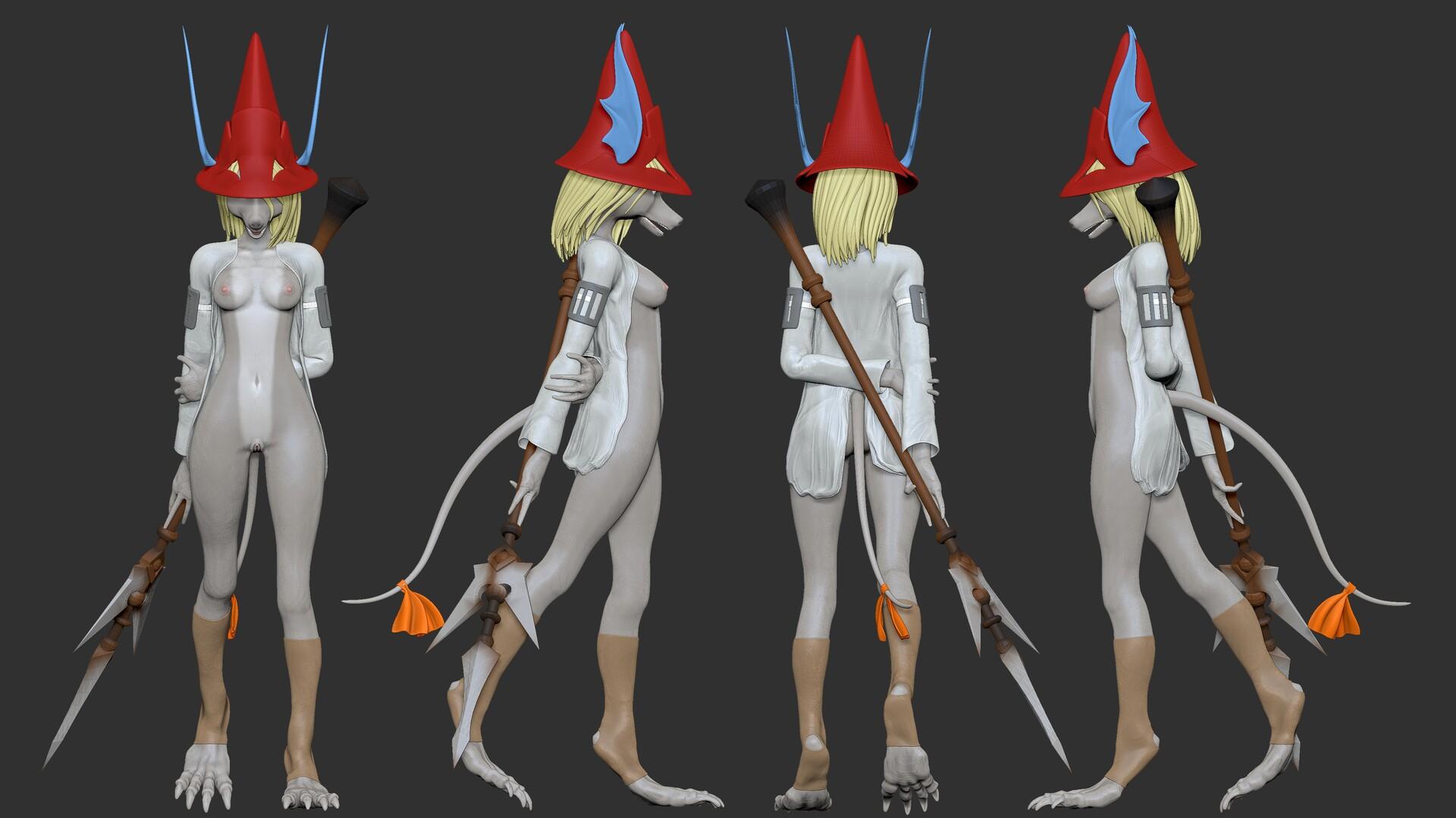 Andrey Bykov Freya Crescent From Final Fantasy Ix See more of freya crescent on facebook. freya crescent from final fantasy ix