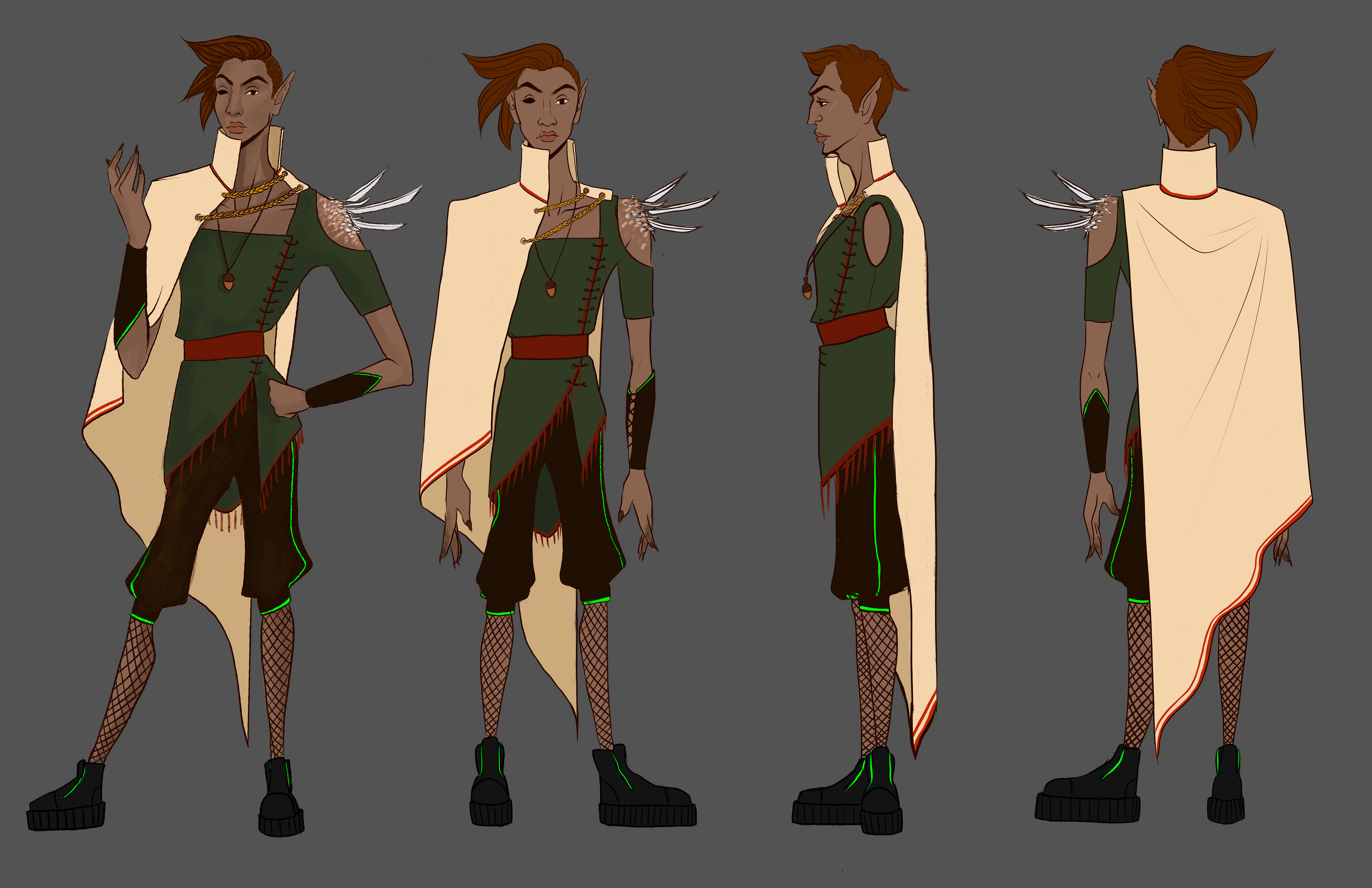 Peter Pan Turnaround