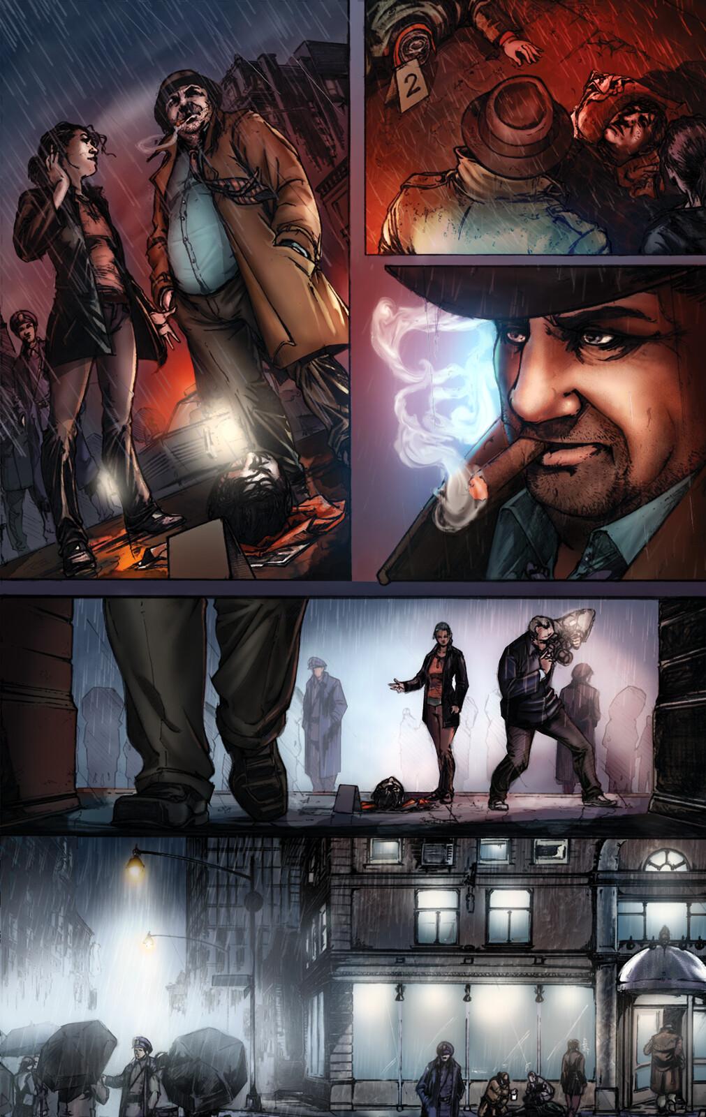 Gotham Gazette pg 2 Colors