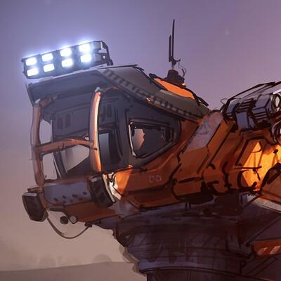 Samuel aaron whitehex martian truck concept 01
