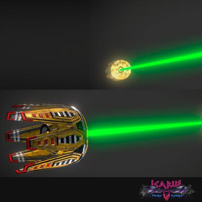 Orhun evcimen laser obstacle
