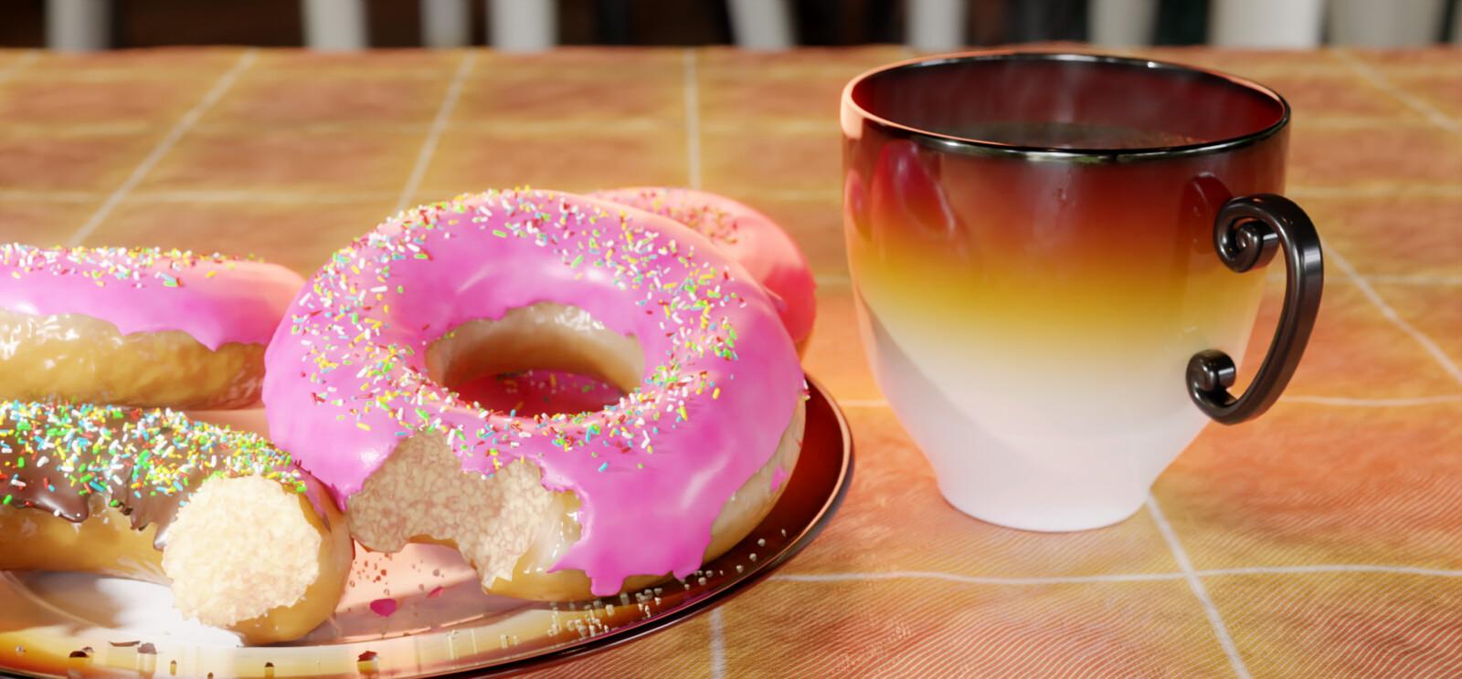 Donut 2020