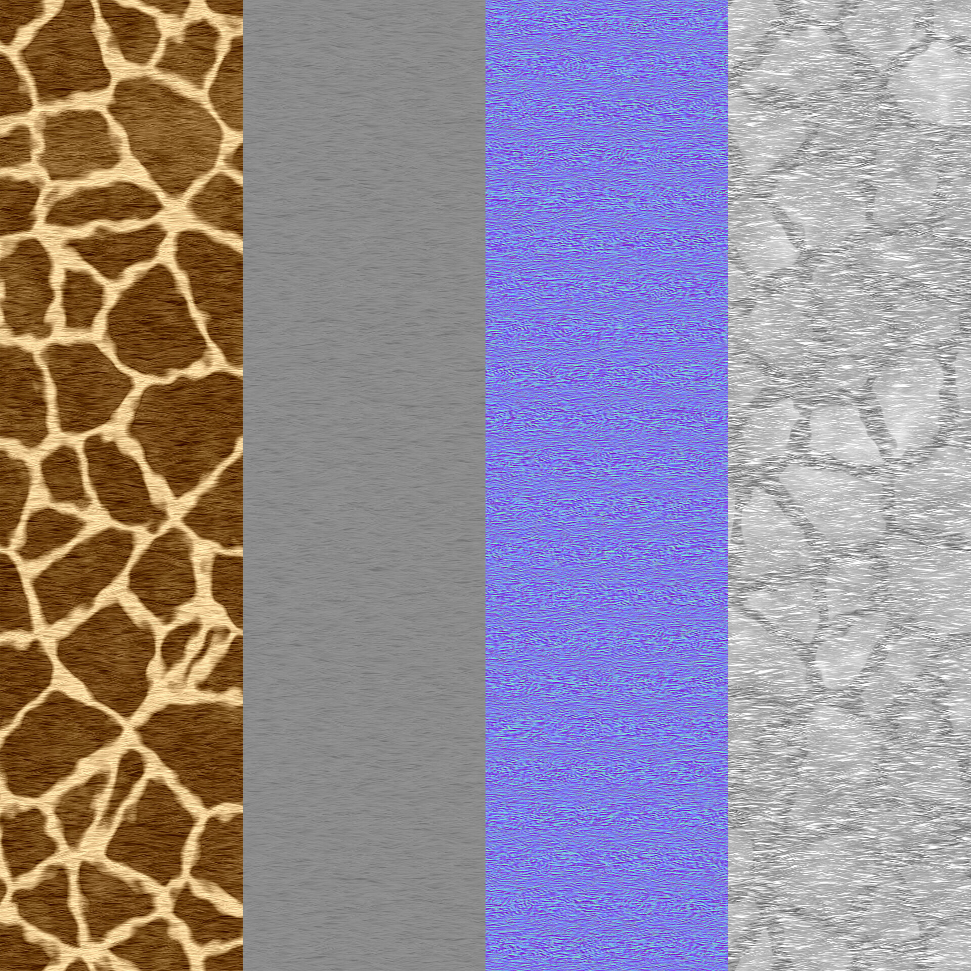 Giraffe Maps