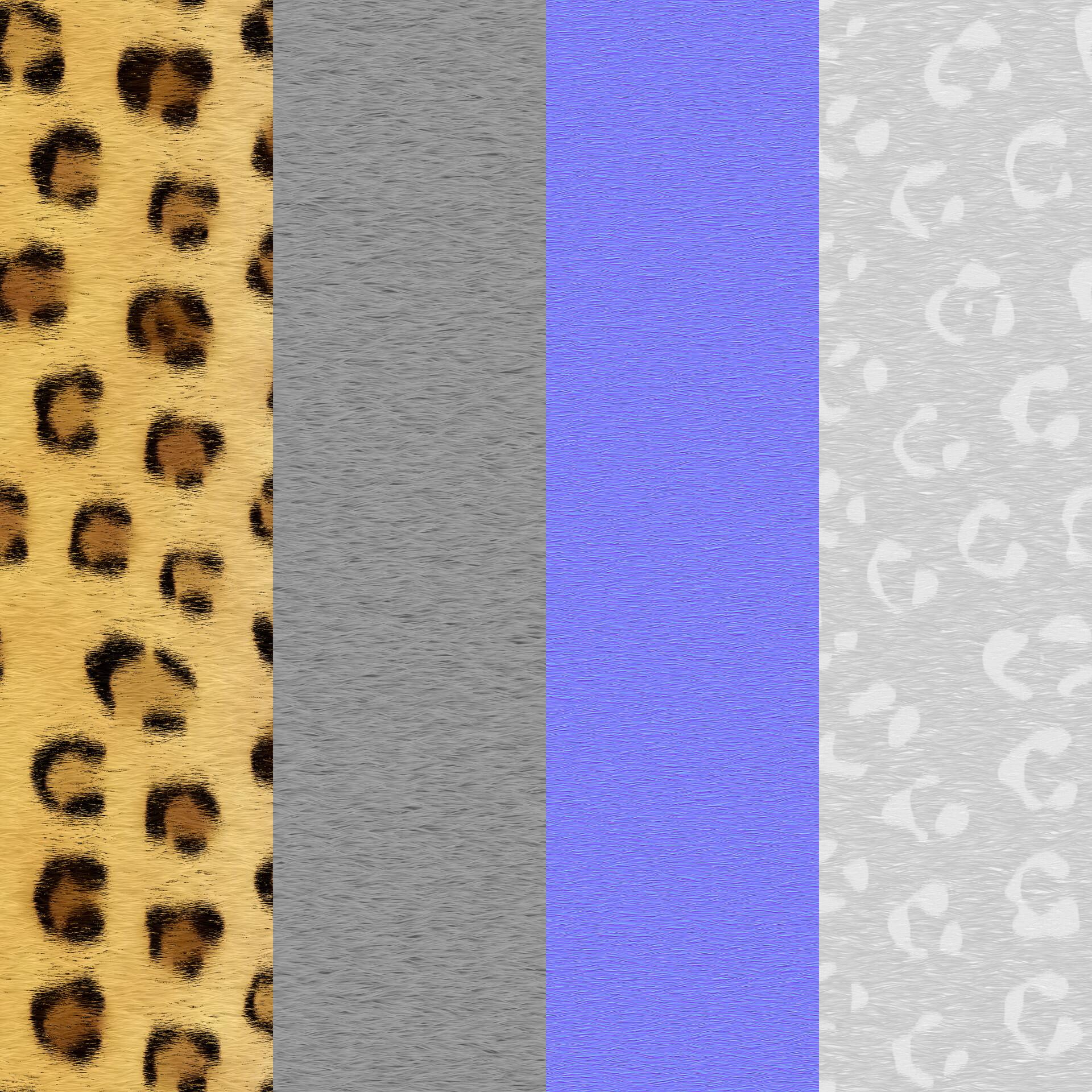 Leopard Maps