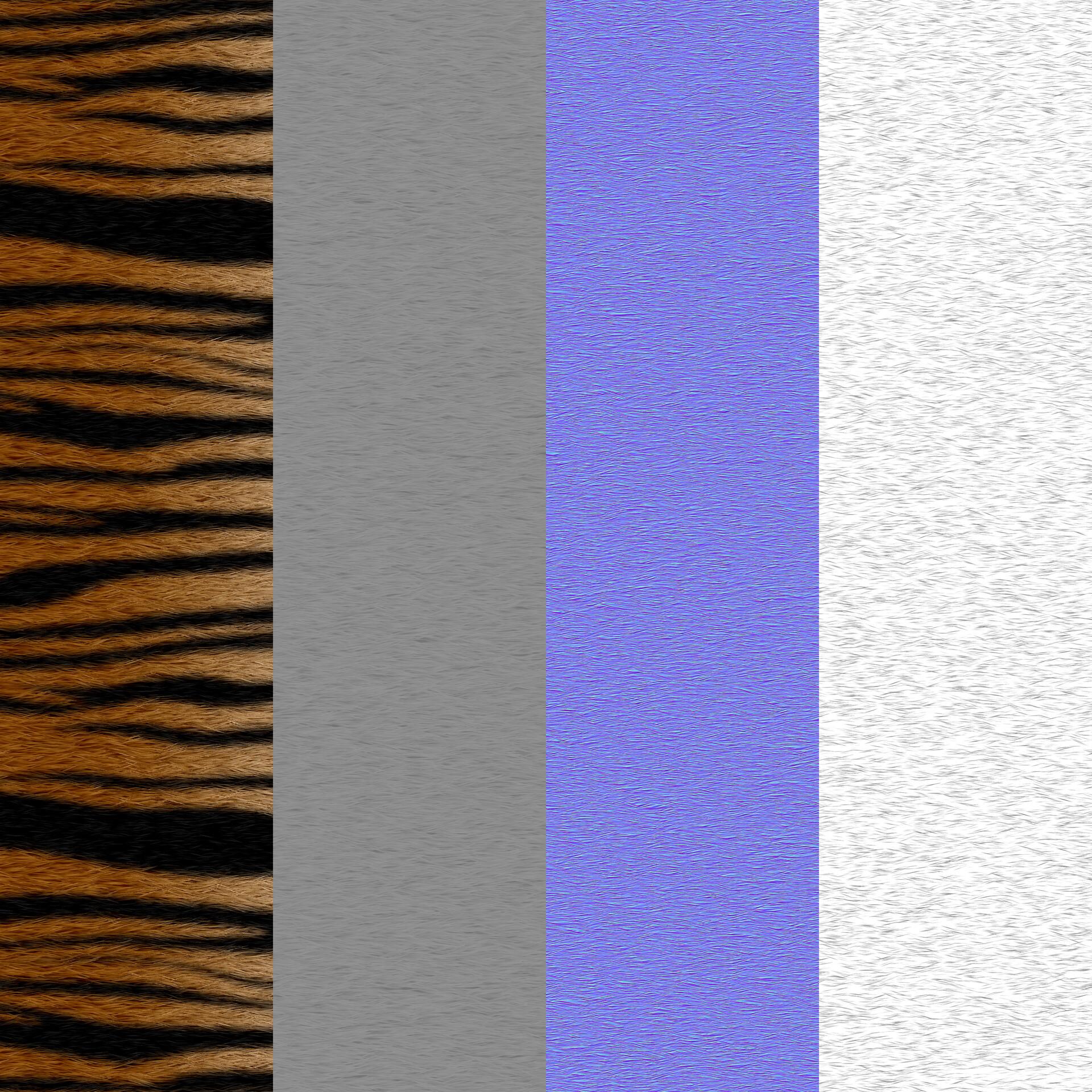 Tiger Maps