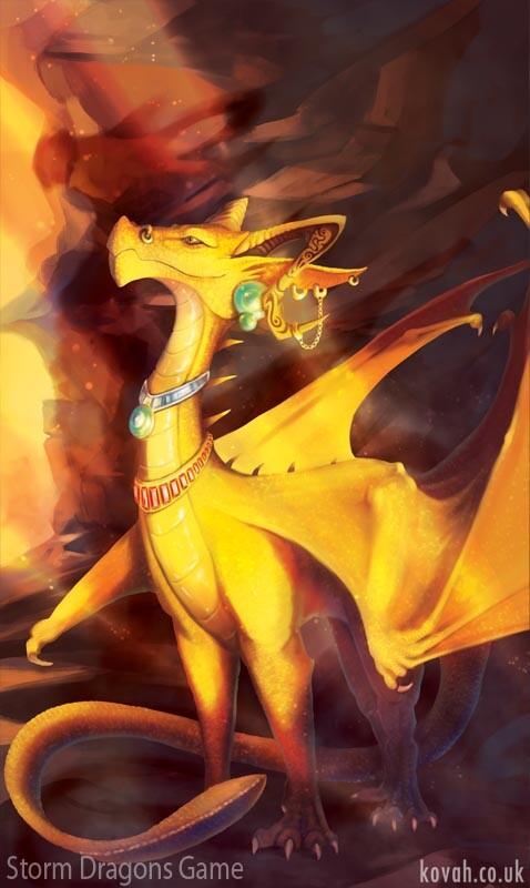 Storm Dragons