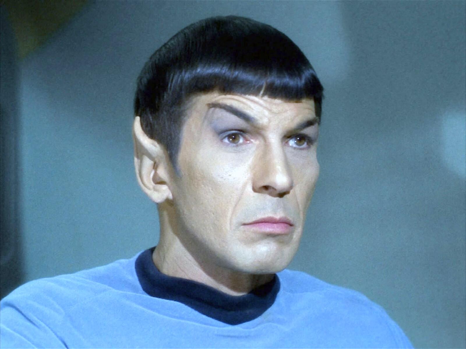 Image of Spock from Star Trek: The Original Series