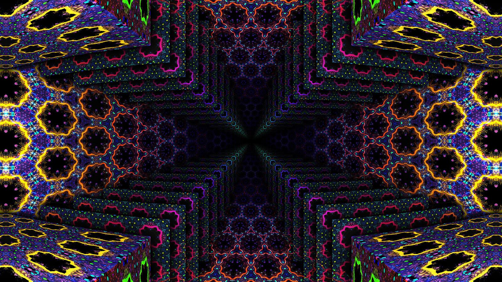 Desktop Wallpaper Natural Warp © 2020