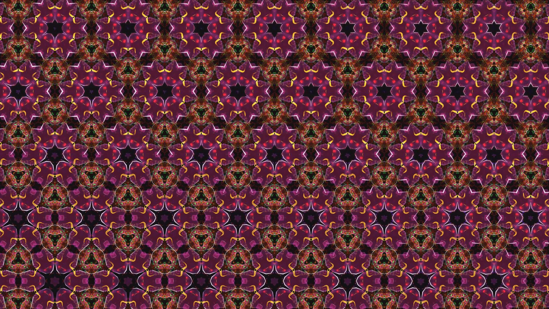 Screenshot taken from the Hallucinogen Project  www.naturalwarp.com © 2020