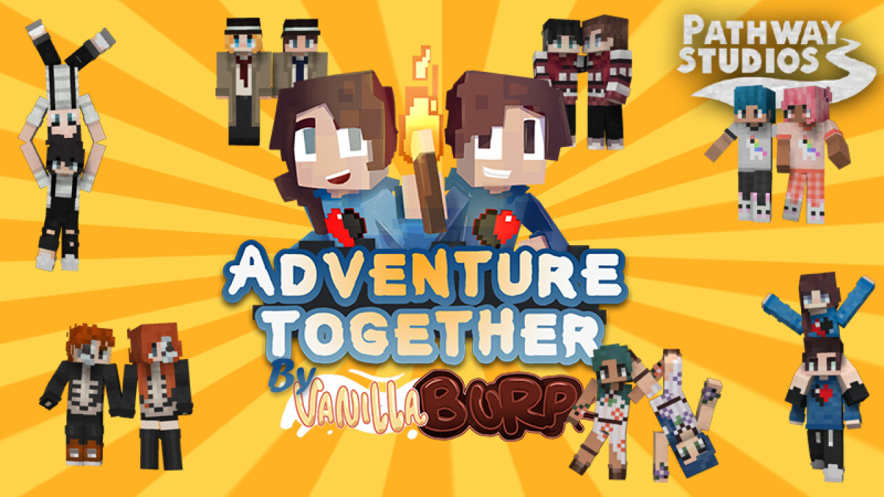Adventure Together [Skin Pack]