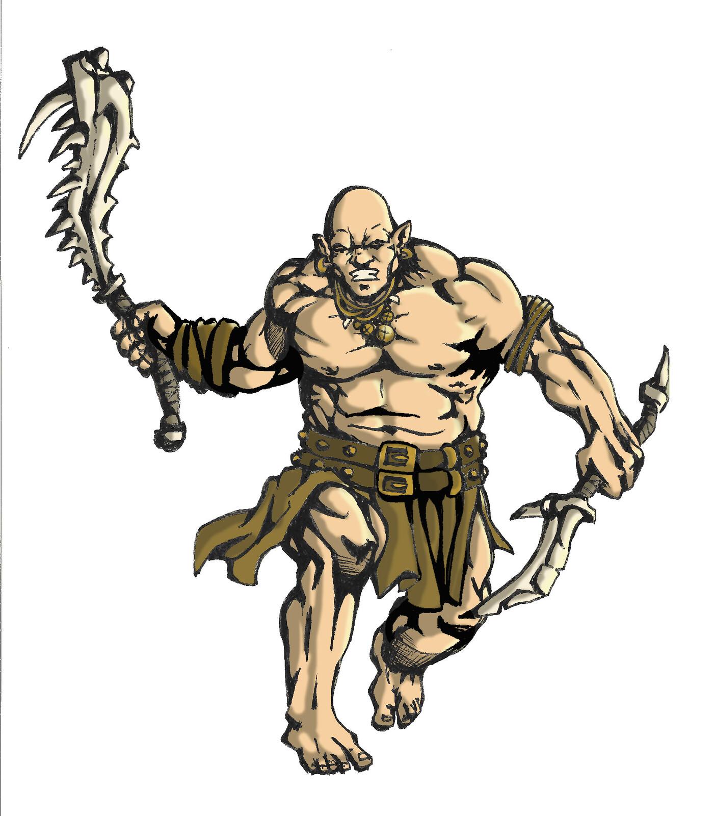 Mull Gladiator