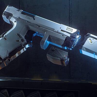 Alex senechal 6k blue